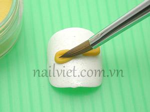 Kỹ thuật làm nơ bằng bột