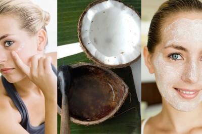 Tinh chất trong dầu dừa giúp chống lại các gốc tự do, từ đó làm chậm quá trình lão hóa da.