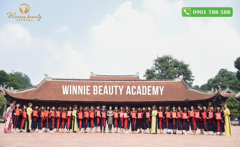 Winnie Academy - nơi chắp cánh  cho những ước mơ các bạn học viên