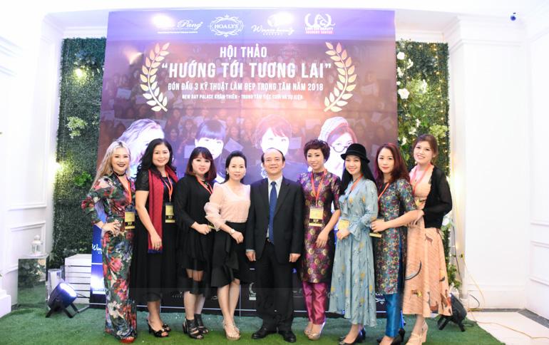 Phó Giáo Sư Tiến Sĩ Phó Tổng Trưởng Tổng Cục Dạy Nghề Việt Nam
