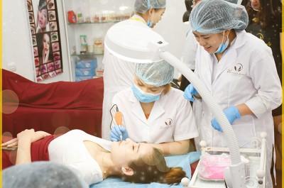 Tại Winnie Beauty Academy, chất lượng giảng dạy luôn là ưu tiên hàng đầu