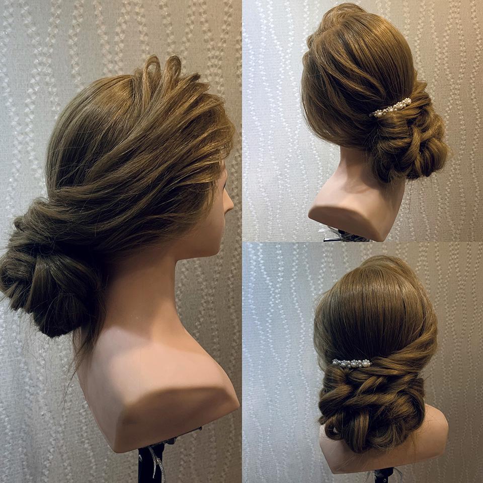 mẫu-tóc-cô-dâu-tay