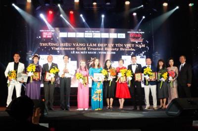 Winnie beauty Academy vinh dự là 1 trong thương hiệu làm đẹp uy tín tại Việt Nam