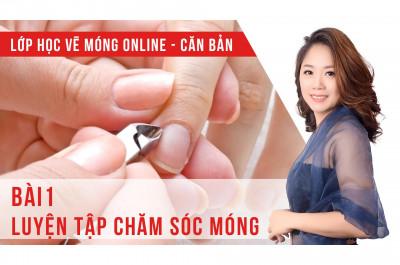 hoc nail online bai 1