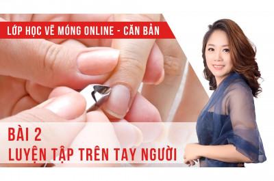 hoc nail online bai 2