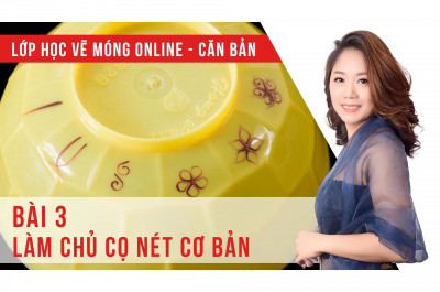 hoc nail online bai 3