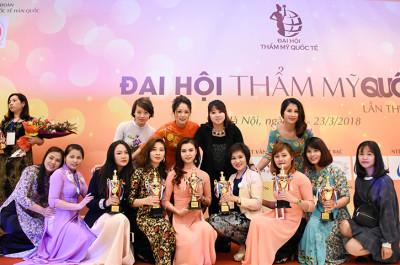 Đại hội thẩm mỹ quốc tế 2018 lần đầu tiên được tổ chức tại Việt Nam