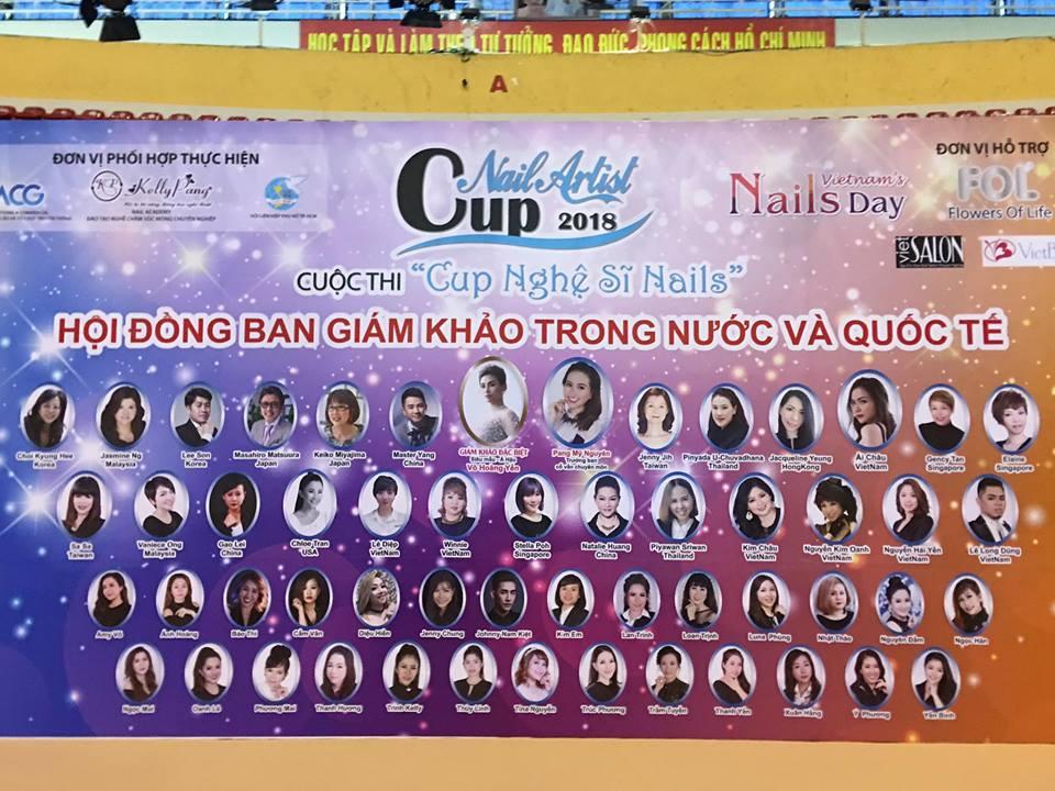 Cô Winnie Nguyễn và Cô Hải Yến vinh dự được góp mặt trong thành phần Ban Giám Khảo cuộc thi