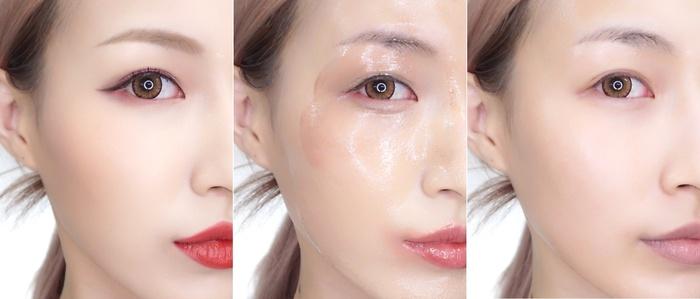 Tẩy trang đúng cách để tránh làm ảnh hưởng da mặt