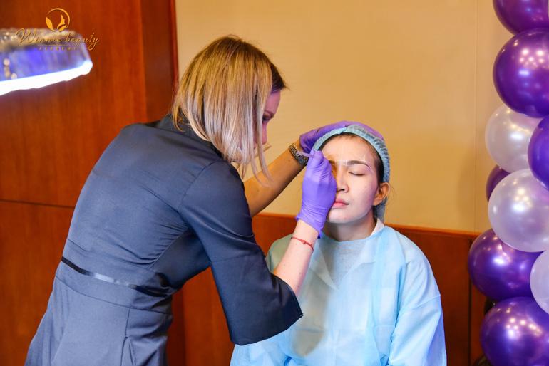 Một số hình ảnh tại khóa học Hairstroke (5)