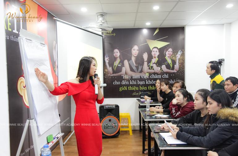 Giải mã Hairstroke cùng Chuyên gia Phun thêu thẩm mỹ Hải Yến