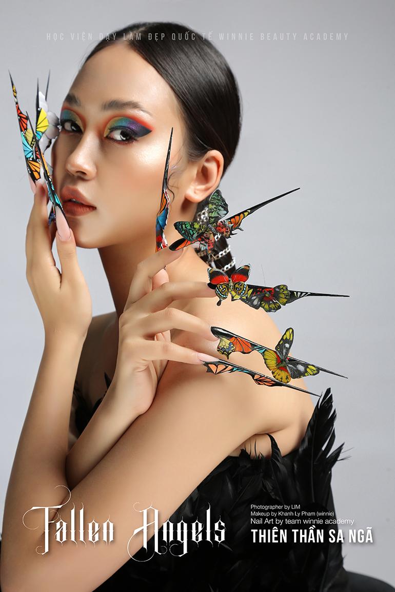 M.U.A: Khánh Ly Phạm - Giảng viên team Make up chuyên nghiệp